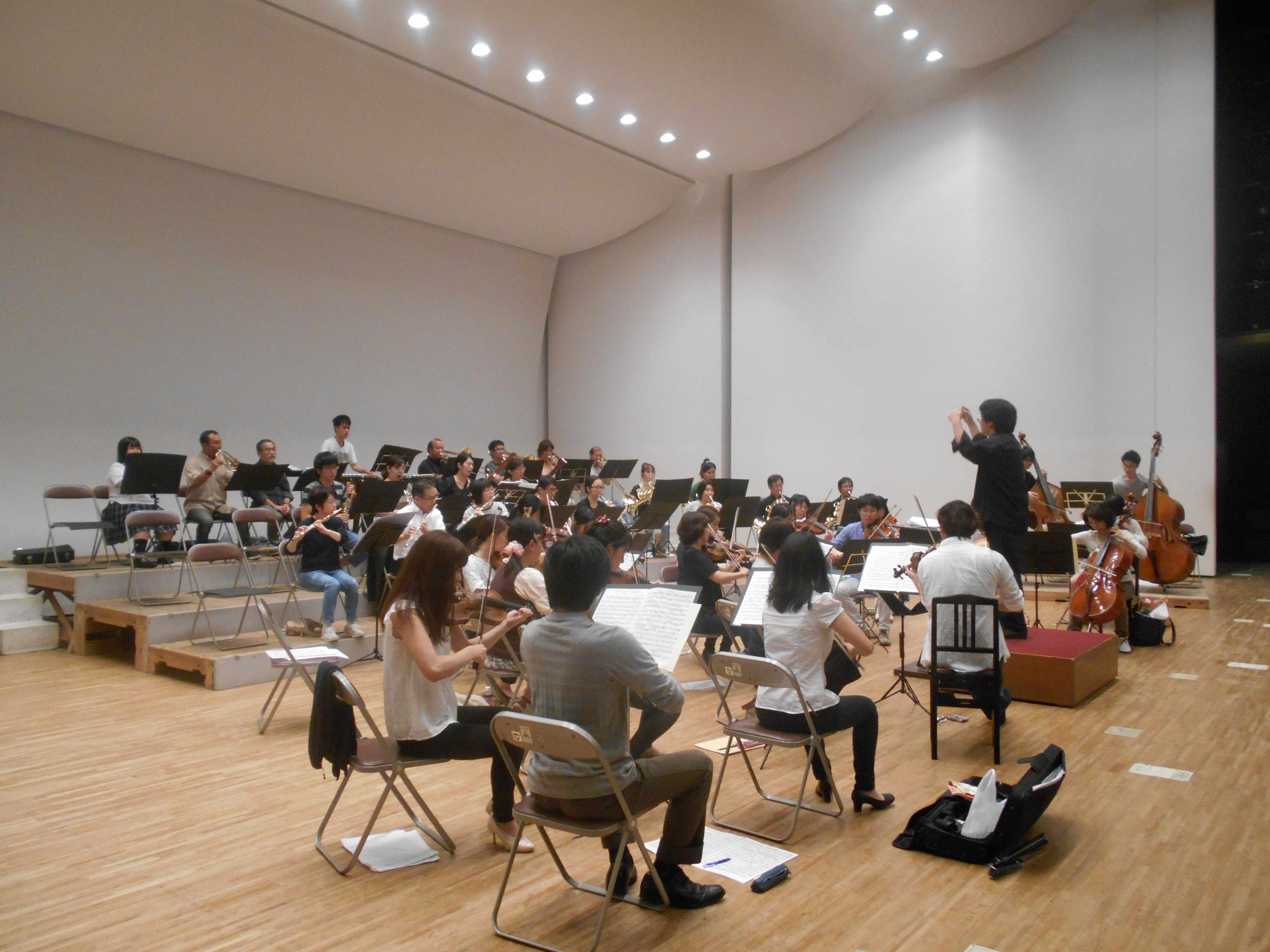 オーケストラ公演 002